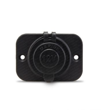 CH4x4 12v Power Socket - Flush Mount