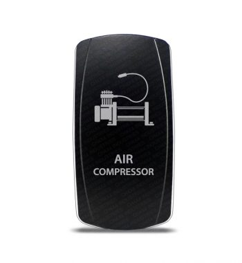 CH4x4 Rocker Switch Air Compressor Symbol