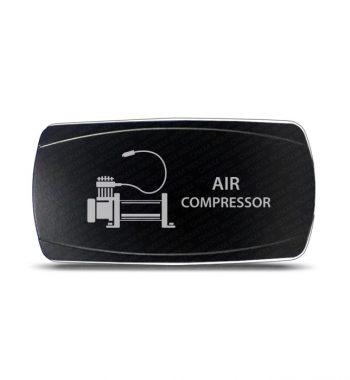 CH4x4 Rocker Switch Air Compressor Symbol - Horizontal