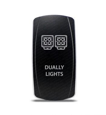 CH4x4 Rocker Switch Dually Lights Symbol