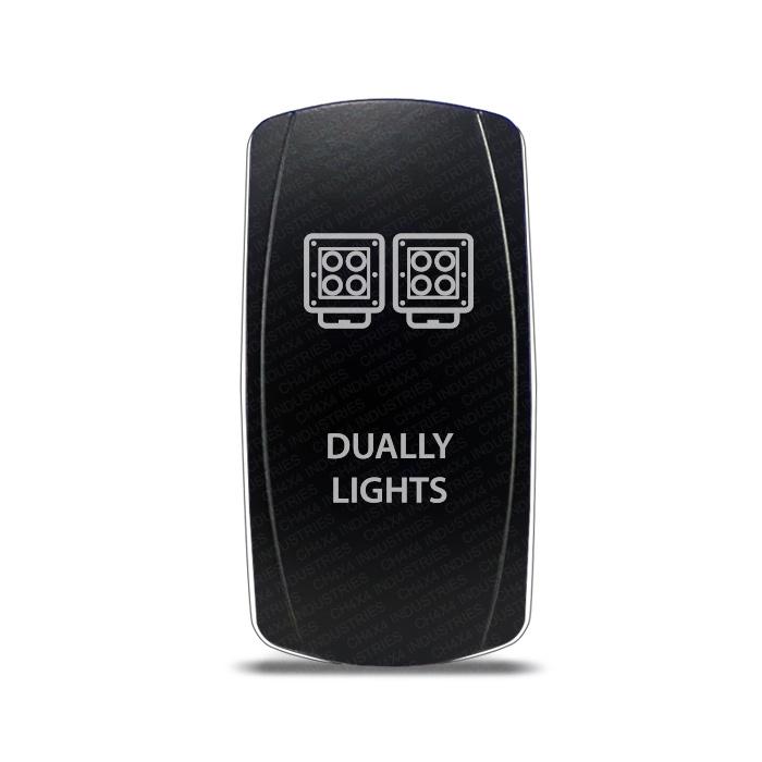 CH4x4 Rocker Switch Dually Lights Symbol