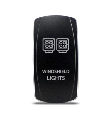 CH4x4 Rocker Switch Led Windshield Lights Symbol