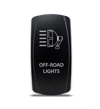 CH4x4 Rocker Switch Off-Road Lights Symbol
