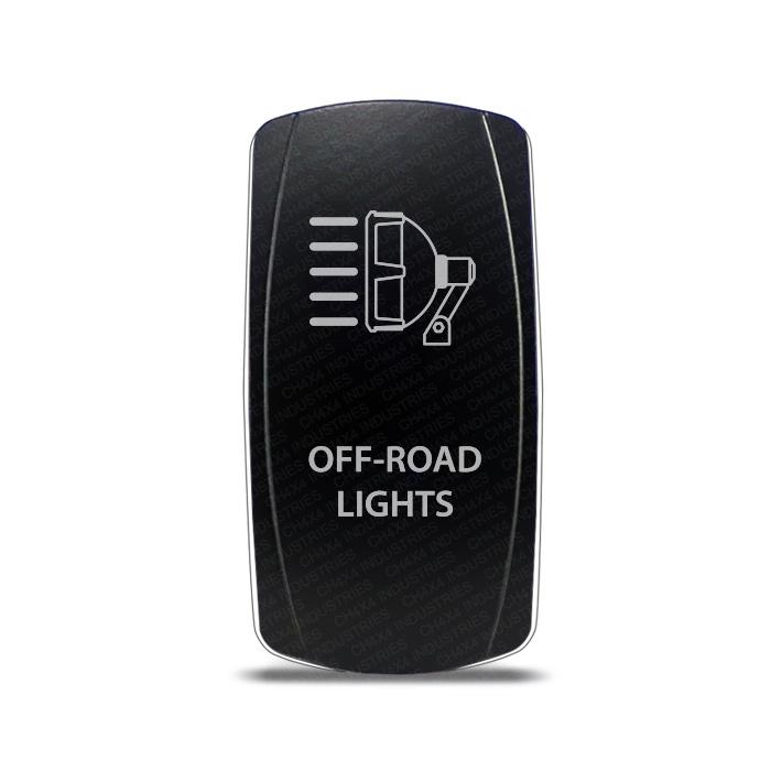 CH4x4 Rocker Switch Off-Road Lights Symbol