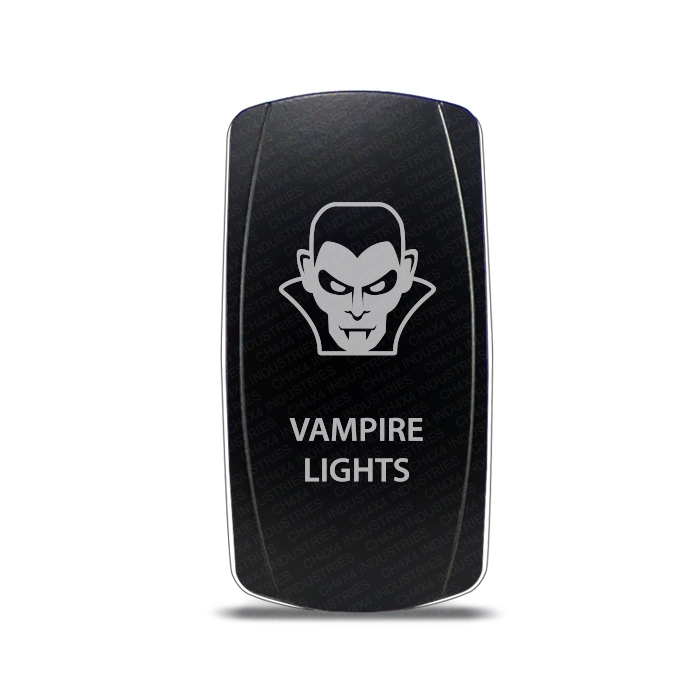 CH4x4 Rocker Switch Vampire lights Symbol