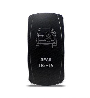 CH4x4 Rocker Switch Toyota Land Cruiser 90 series Rear Lights Symbol