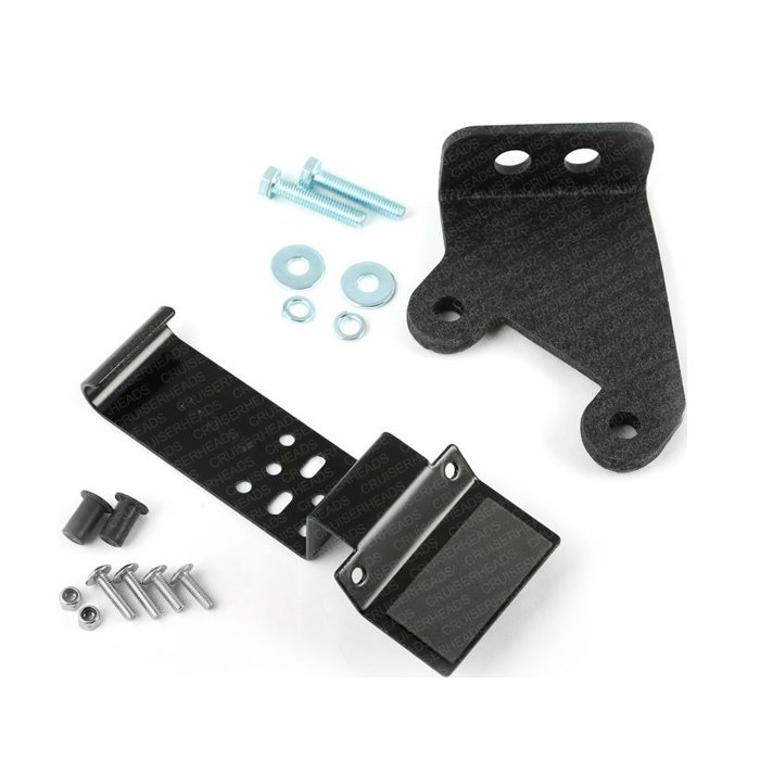 CB Radio and Antenna Mount Kit