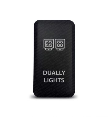CH4x4 Toyota Push Switch Dually Lights Symbol