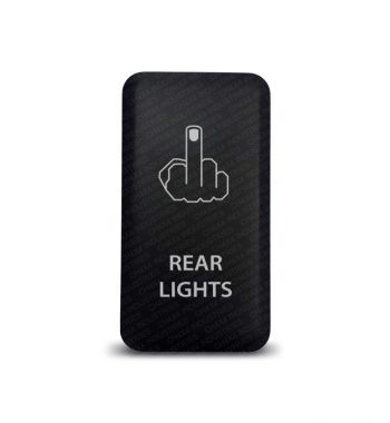CH4x4 Toyota Push Switch Rear Lights Symbol