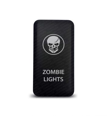 CH4x4 Toyota Push Switch Zombie Light Symbol