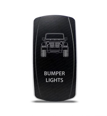 CH4x4 Rocker Switch Jeep Wrangler JK Bumper Lights Symbol