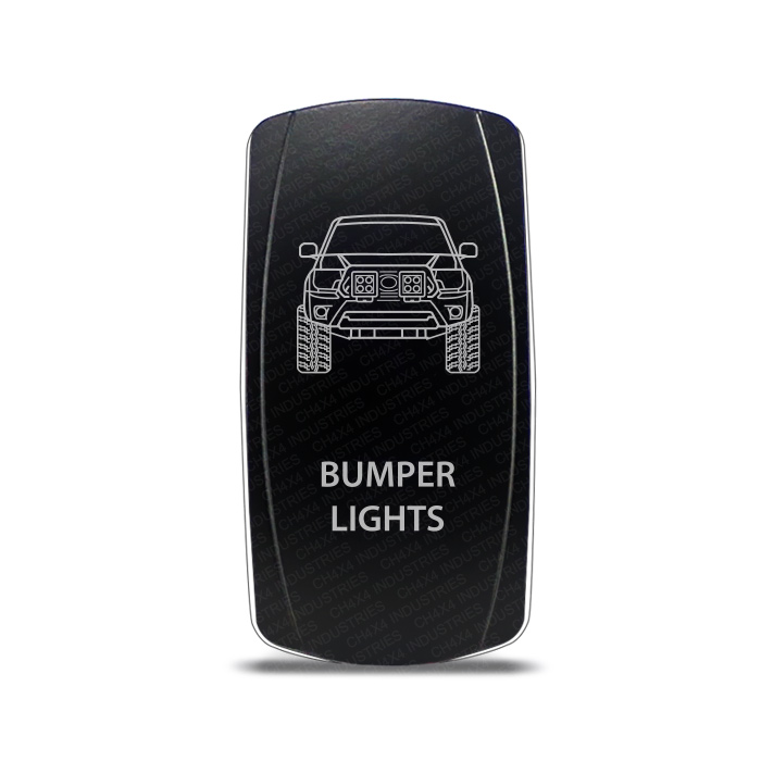 CH4x4 Rocker Switch Bumper Lights Symbol