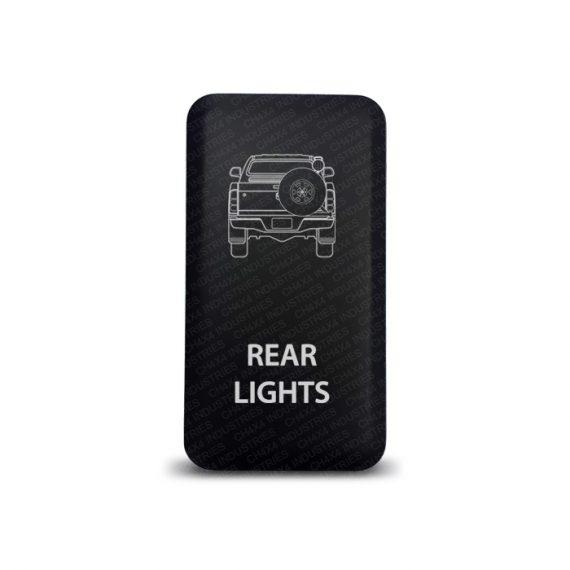 CH4x4 Toyota Push Switch Hilux Rear Lights Symbol