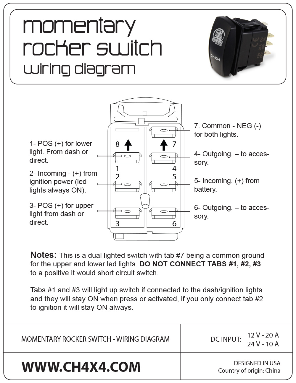 Winch Rocker Switch Wiring Diagram - 2004 Acura Tsx Fuse Box Diagram | Bege Wiring  Diagram | Winch Rocker Switch Wiring Diagram |  | Bege Wiring Diagram