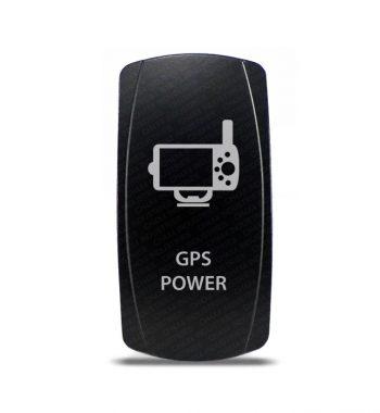 CH4x4 Rocker Switch GPS Power Symbol