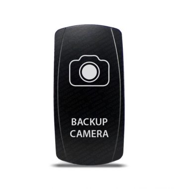 CH4x4 Rocker Switch Backup Camera Symbol