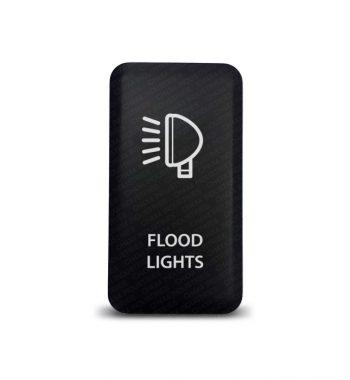 CH4x4 Toyota Push Switch Flood Lights Symbol