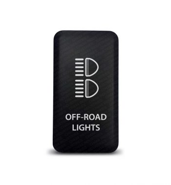 CH4x4 Toyota Push Switch Off-Road Lights Symbol 2