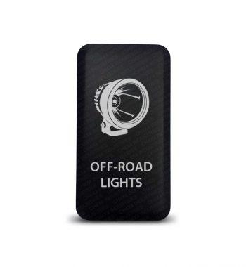 CH4x4 Toyota Push Switch Off-Road Lights Symbol 3