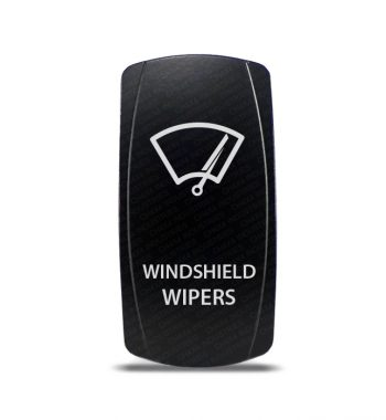 CH4x4 Rocker Switch Windshield Wipers Symbol