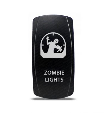 CH4x4 Rocker Switch Zombie Lights Symbol 2