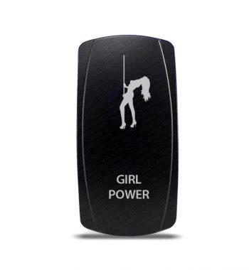CH4x4 Rocker Switch Girl Lights Symbol