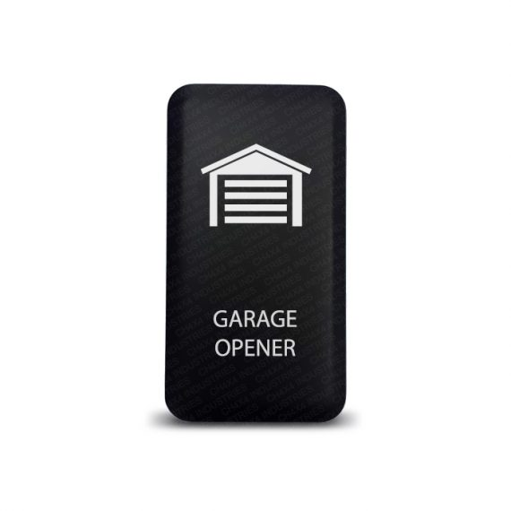 CH4x4 Toyota Momentary Push Switch Garage Opener Symbol