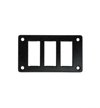 CH4X4 3 Toyota Push Switch Panel