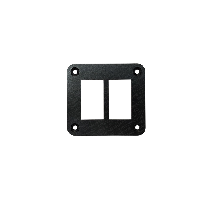 CH4X4 2 Rocker Switch Panel