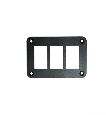 CH4X4 3 Rocker Switch Panel