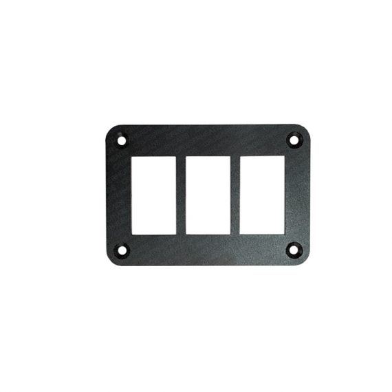 CH4X4 3 Rocker Switch Panel