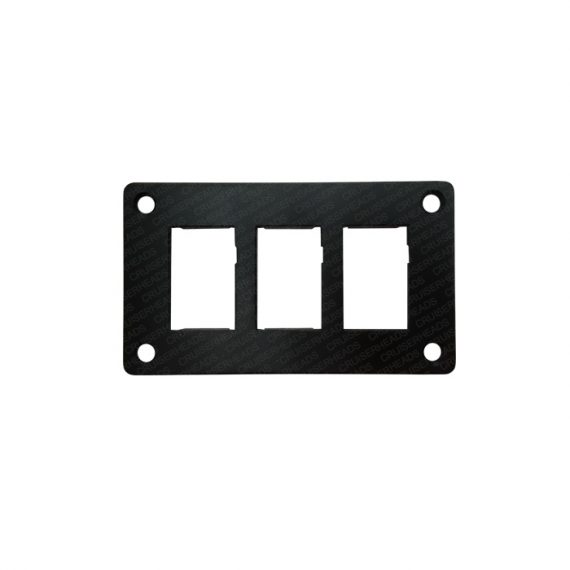 CH4X4 3 Toyota Small Push Switch Panel