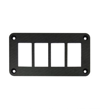 CH4X4 4 Rocker Switch Panel