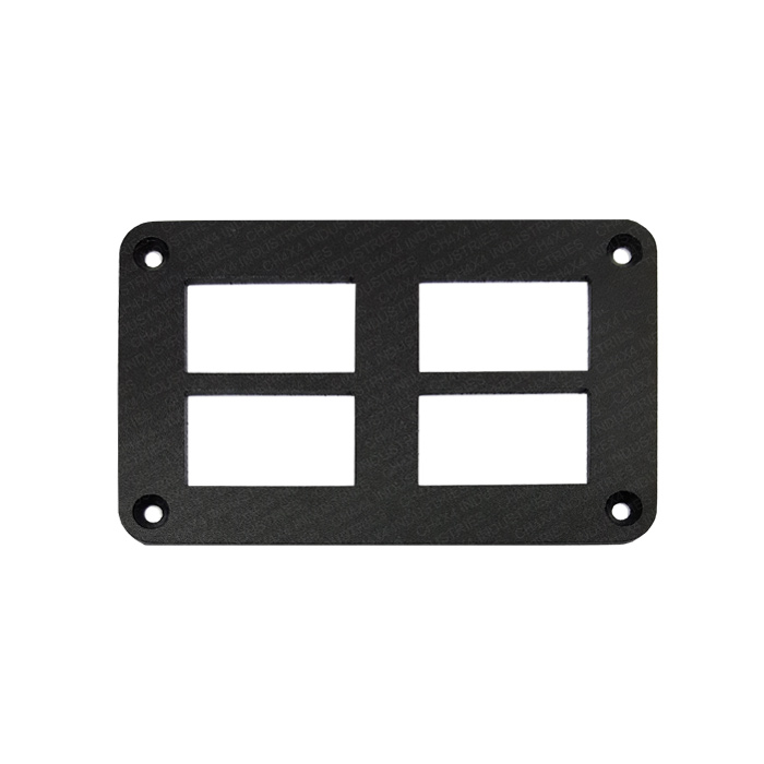 CH4X4 4 Rocker Switch Panel 2