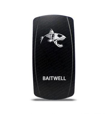 CH4X4 Marine Rocker Switch Baitwell Symbol