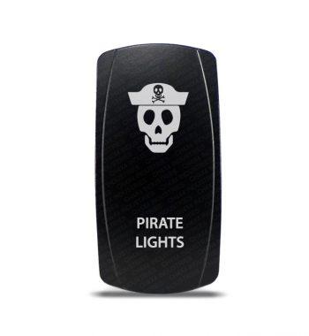 CH4X4 Marine Rocker Switch Pirate Lights Symbol 2