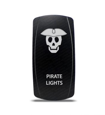 CH4X4 Marine Rocker Switch Pirate Lights Symbol 5