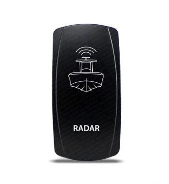 CH4X4 Marine Rocker Switch Radar Symbol