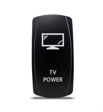 CH4X4 Marine Rocker Switch TV Power Symbol 2