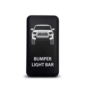 CH4x4 Toyota Push Switch Tacoma 3rd Gen Bumper Light Bar Symbol 2