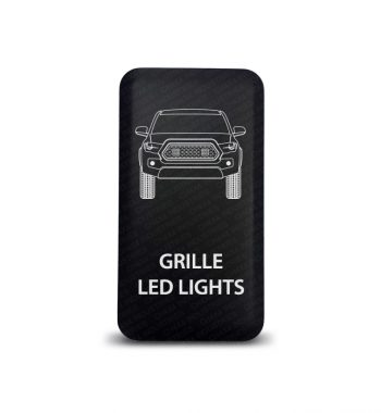 CH4x4 Toyota Push Switch Tacoma 3rd Gen Grille LED Lights Symbol