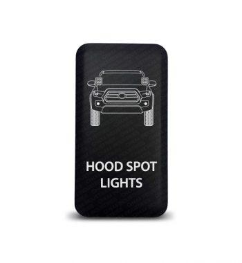 CH4x4 Toyota Push Switch Tacoma 3rd Gen Hood Spot Lights Symbol