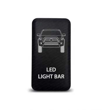 CH4x4 Toyota Push Switch Tacoma 3rd Gen LED light Bar Symbol