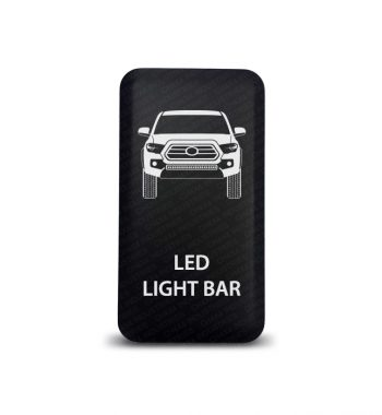CH4x4 Toyota Push Switch Tacoma 3rd Gen LED light Bar Symbol 2