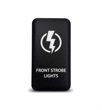 CH4x4 Toyota Push Switch Front Strobe Lights Symbol