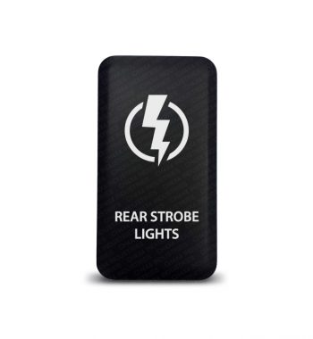 CH4x4 Toyota Push Switch Rear Strobe Lights Symbol