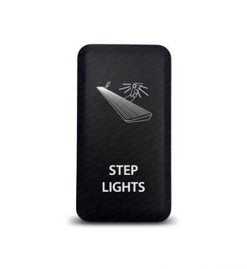 CH4x4 Toyota Push Switch Step Lights Symbol