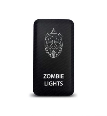 CH4x4 Toyota Push Switch Zombie Lights Symbol 10