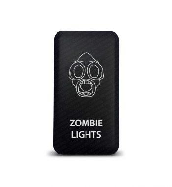 CH4x4 Toyota Push Switch Zombie Lights Symbol 12