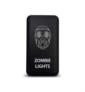 CH4x4 Toyota Push Switch Zombie Lights Symbol 8